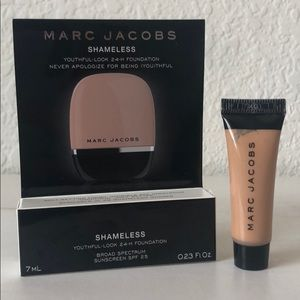 5 FOR $25! MARC JACOBS Shameless Foundation Y390